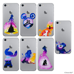 coque iphone 6 disney aquarelle