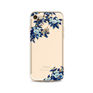coque iphone 6 fleuri