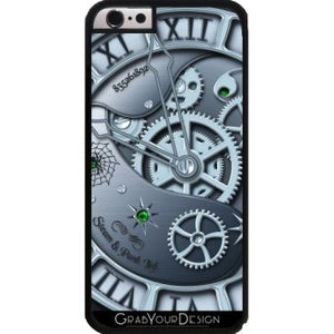 coque iphone 6 horloge