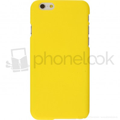 coque iphone 6 jaune moutarde