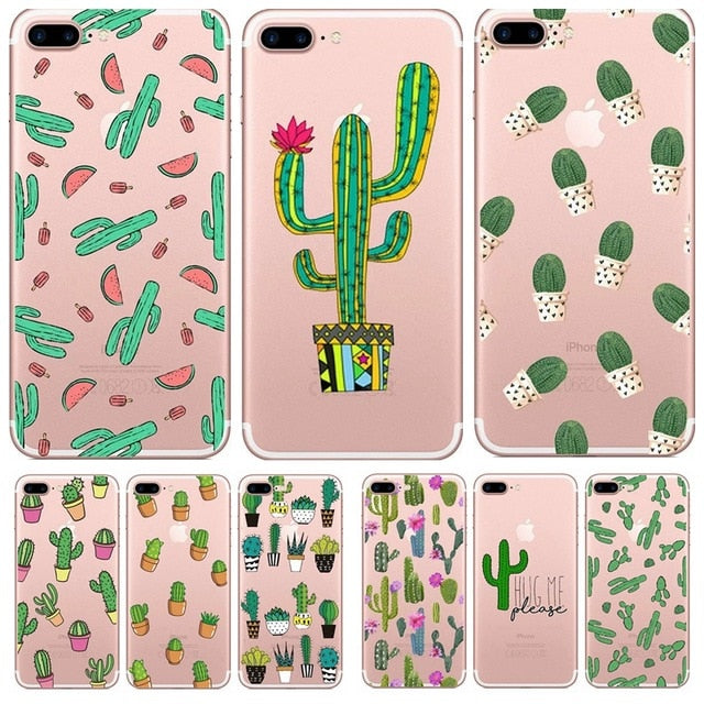 coque iphone 6 plant