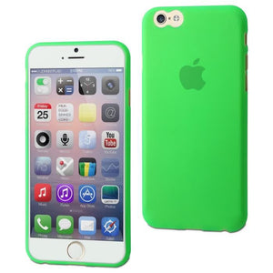 coque iphone 6 plus vert
