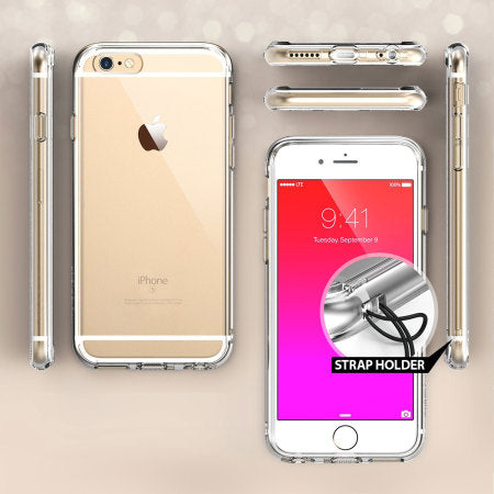 coque iphone 6 ringke fusion