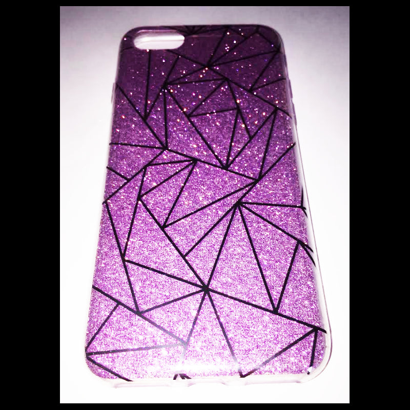 coque iphone 6 silicone violet