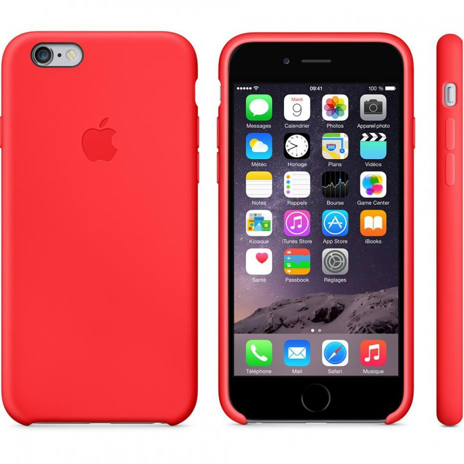 coque iphone 6 souple silicone