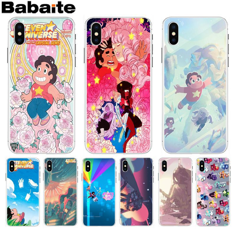 coque iphone 8 steven universe