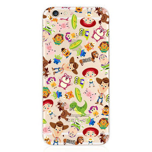 coque iphone 6 toy story 4