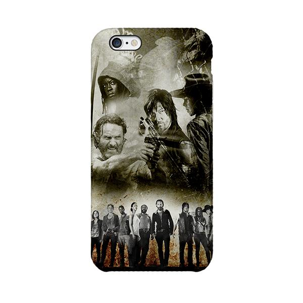 coque iphone 6 walking dead