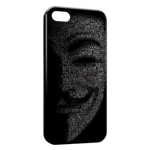 coque iphone 7 anonymous