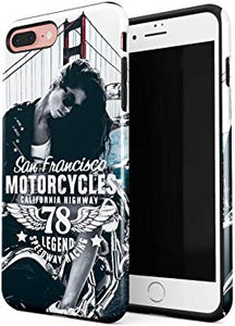 coque iphone 7 biker