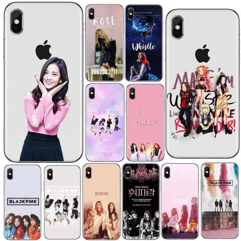 coque iphone 7 blackpink