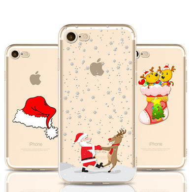 coque iphone 7 christmas