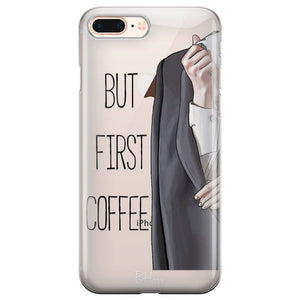 coque iphone 7 coffee
