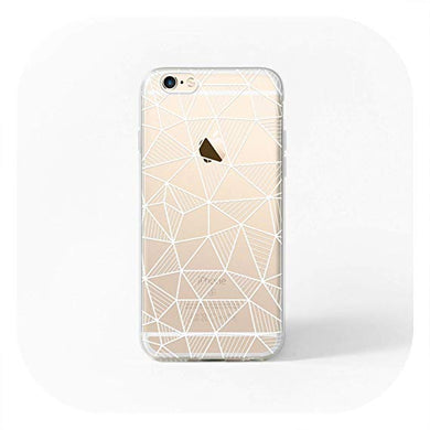 coque iphone 7 geometric