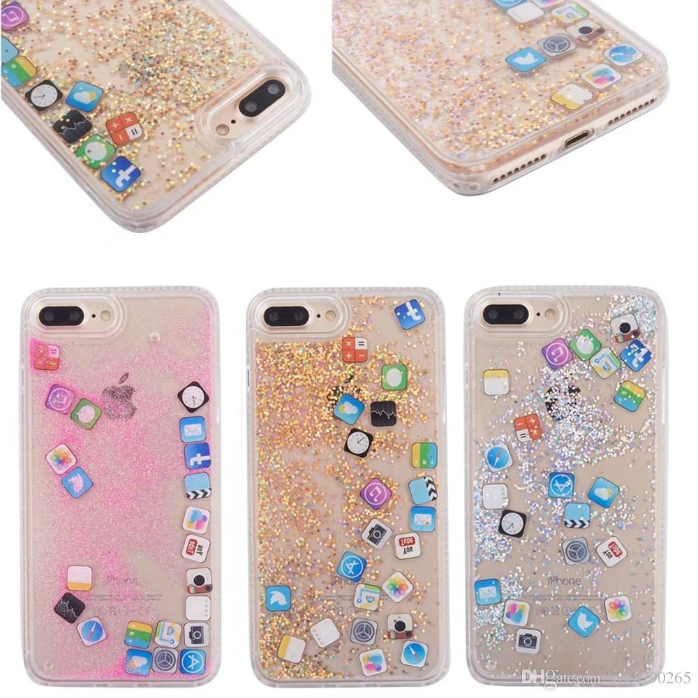 coque iphone 7 icones