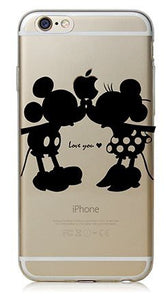 coque iphone 7 minnie rouge