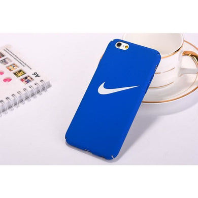 coque iphone 7 nike bleu