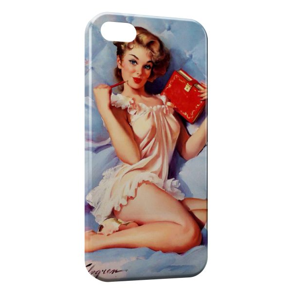 coque iphone 7 pin up