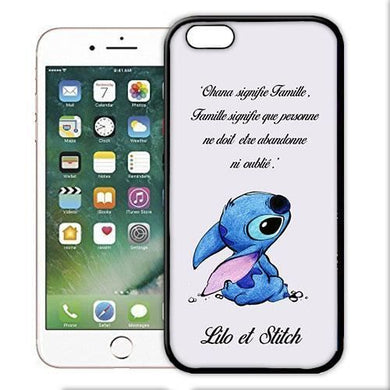 coque iphone 7 plus lilo et stitch