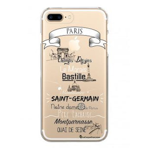 coque iphone 7 plus paris