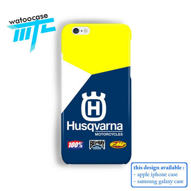 coque iphone 8 husqvarna