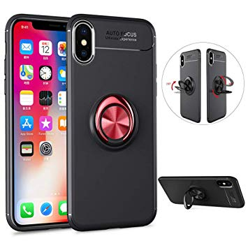 coque iphone xr avec support doigt
