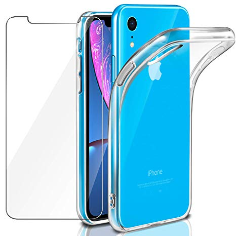 coque iphone xr bumper transparente
