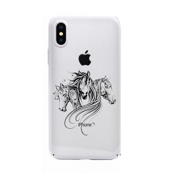 coque iphone xr cheval