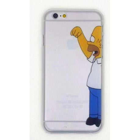 coque iphone xr dessin pomme
