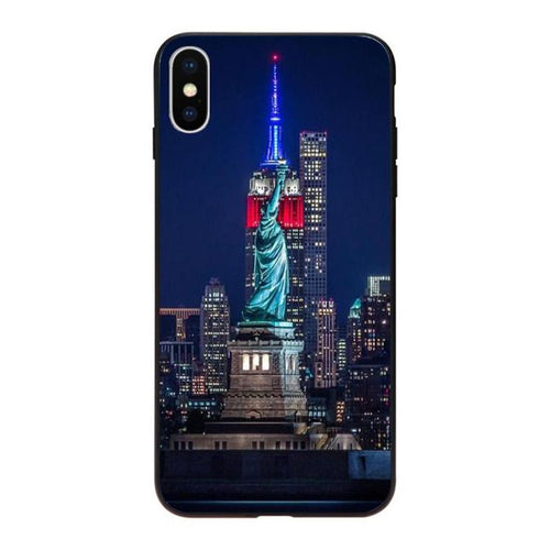 coque iphone xr empire state