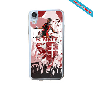 coque iphone xr fc metz