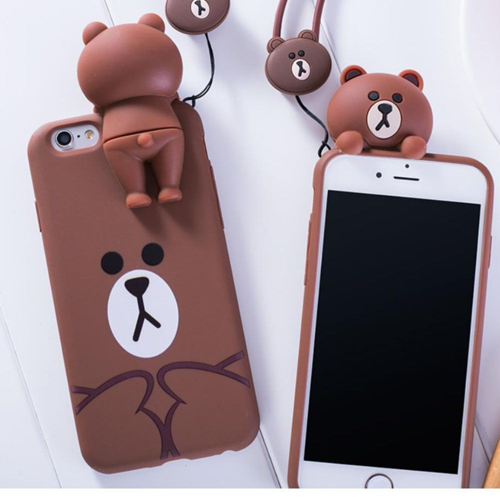coque iphone xr line friends