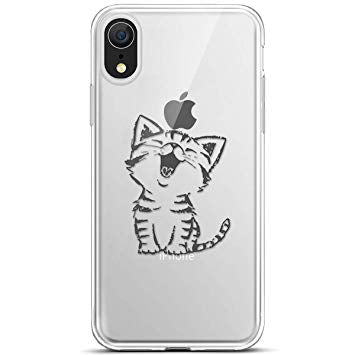 coque iphone xr marie le chat