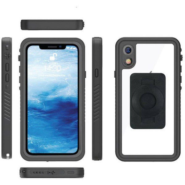 coque iphone xr mousse