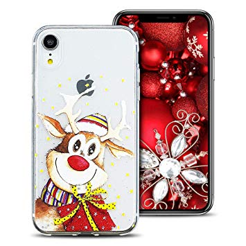 coque iphone xr noel