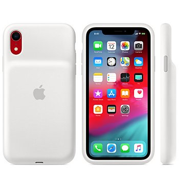 coque iphone xr noir apple