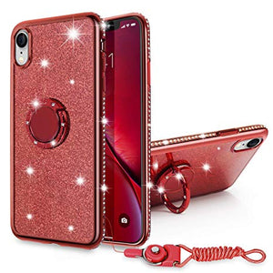 coque iphone xr pied