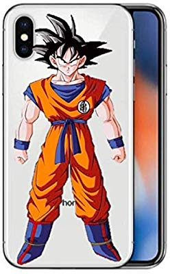 coque iphone xr silicone dragon ball
