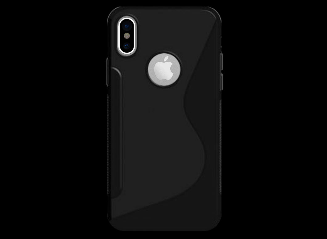 coque iphone xr silicone message
