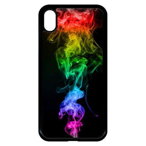 coque iphone xr smoke
