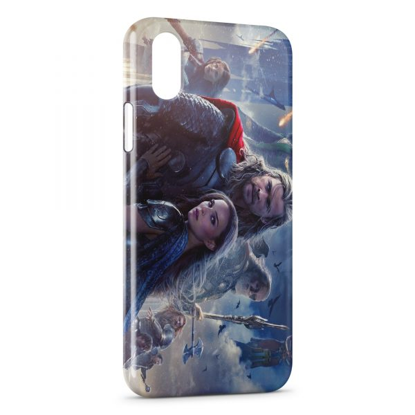 coque iphone xr thor