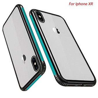 coque iphone xr transparente bumper