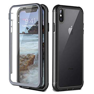 coque iphone xs 360 degres
