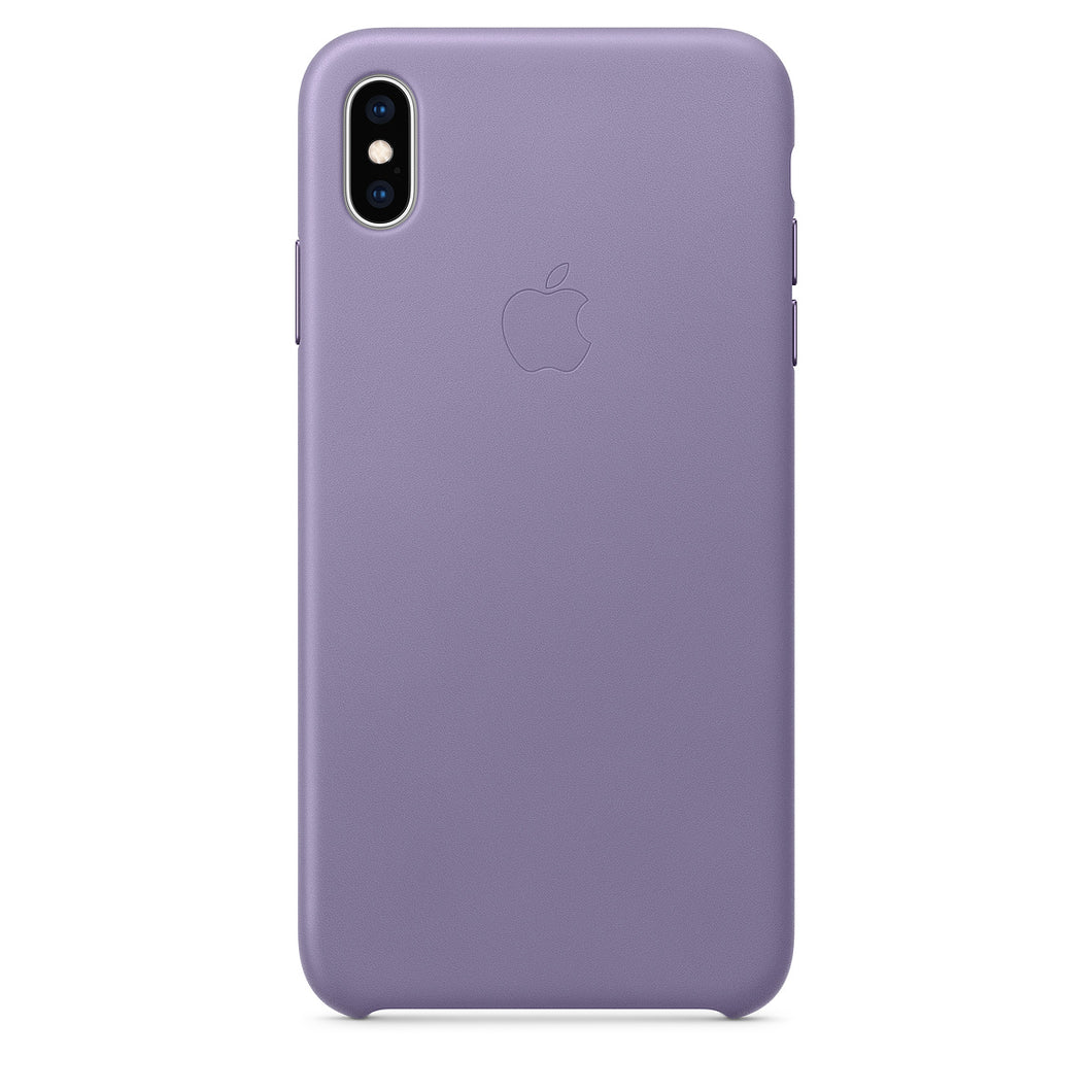 coque iphone xs apple cuire