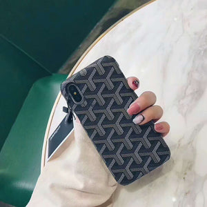 coque iphone xs goyard