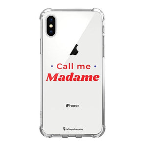 coque iphone xs madame