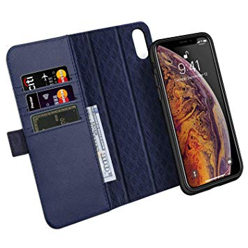 coque iphone xs max cuir veritable