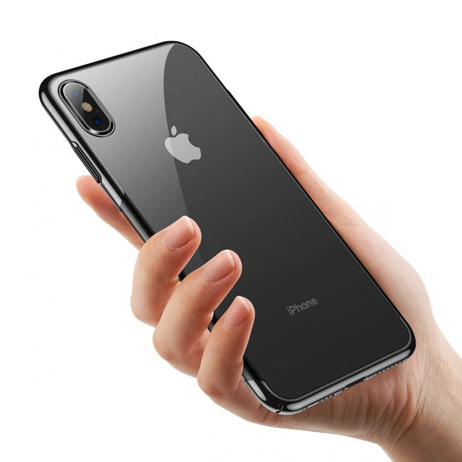 coque iphone xs max fine transparente
