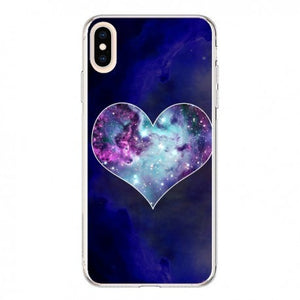 coque iphone xs max galaxie