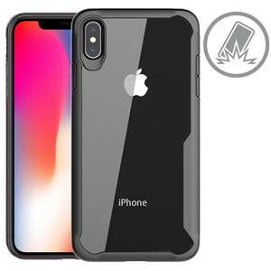 coque iphone xs max hybride